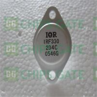 4PCS IRF330 Encapsulation:TO-3,N-CHANNEL POWER MOSFETS