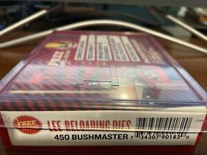 Lee 4 Die Pacesetter Set - 450 Bushmaster / .450 bushmaster