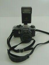 Pentax ME Super 35mm SLR Film Camera (Untested)
