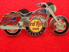 HRC Hard Rock Cafe Cologne Intermot 2006 Motorcycle Harley LE300