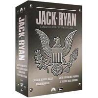 Jack Ryan Collection - Edizione Speciale -Cofanetto Con 4 Dvd - Nuovo Sigillato
