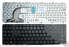 Replacement HP PAVILION 15-G 15-R 250 G3 255 G3 Notebook UK Layout Keyboard New
