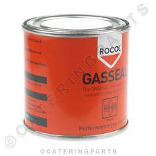 Rocol gasseal Dichtungsmittel Gas Dichtung Paste 300 g Zinn für Anwendung auf