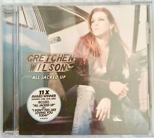 Gretchen Wilson All Jacked Up CD I Don't Feel Like Loving You Today Rebel Child