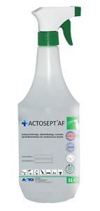 Actosept AF 1L Schnelldesinfektion Flächendesinfektion mit alkohol 1,20 €/100ml