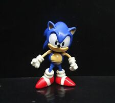 "SEGA Sonic the Hedgehog Exclusive Action Figure SUPER SONIC 2.5"""