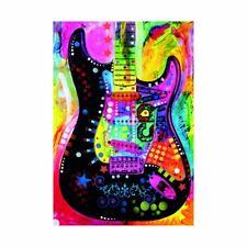 Paul Lamond/Univ. Games Educas 500 piece Guitar, 500 Lenny Strat,Dean Russo.New