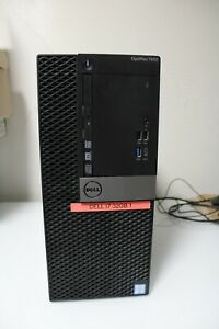 Dell Optiplex 7050 SFF Intel i7-7700 Quad Core 32GB DDR4 256GB SSD 2GB AMD GPU