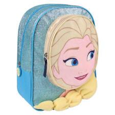 Mochila Elsa Frozen Disney 28cm
