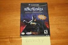 Batman: Dark Tomorrow (Gamecube) - NEW SEALED Y-FOLD, NEAR-MINT, RARE!