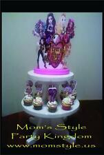 Ever After high Topper Birthday party supply-2