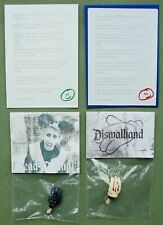 Dismaland 2015: 'Dismalhand', 2x 'Mickey Mouse' hand; sold only at Banksy's park