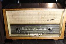 Telefunken Opus 9U Hi-Fi Original Germany 1959 for Restoration