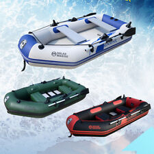 175cm High quality inflatables kayak fishing boat pvc boat  with slats bottom