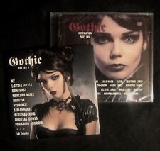 GOTHIC COMPILATION 62 + GOTHIC FILE 14/4 - 3CD Set - SITD, Qntal, Leaether Strip