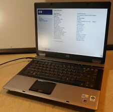 HP Compaq 6730b Intel Core 2 Duo P8600 @ 2.40GHz 2GB RAM Laptop COMPUTER, No HDD