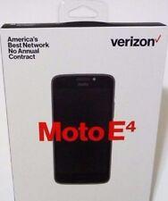 "Verizon Prepaid Motorola Moto E4 E 4 4th Gen XT1767PP 4G LTE 5"" PRIORITY SHIP!!*"