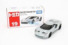 Takara Tomy TOMICA No.19 Ford GT Concept Car Scale 1/64 Diecast Toy Car Japan