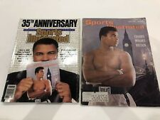 Muhammad Ali Cassius Clay First And Last Ali Sports Illustrated