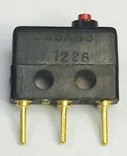 1PC - 93SX43 - MICROSWITCH  HONEYWELL -  Basic Switches Subminiature