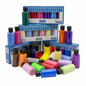 Acrylfarben-Set 6-24 Farben x 40 ml   Grundfarben, Mitteltöne, Pastell, Neon