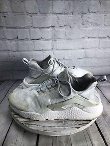 Nike Air Huarache Womens 11 Run Ultra Athletic Shoes Multicolor 818061-100