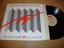 Sado Watanabe - Flashes Of Brilliance - LP Record  VG+ NM