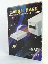 "Mobile Rack Removable Frame For 3 1/2"" HDD SNT-126"