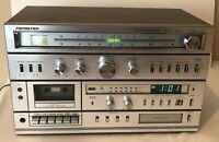 Soundesign 5959 AM FM Vintage Stereo Cassette Tape 8Track Player Receiver Tested