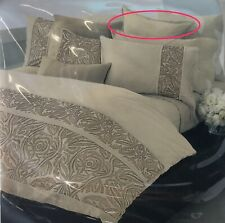 DONNA KARAN GOLD LEAF COLLECTION EURO SHAM MSRP $220 NEW IN OPENED PACKAGE