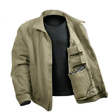 Concealed Carry Tactical Military Jacket Rothco 3 Season