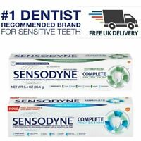Sensodyne Complete Protection Daily Toothpaste 75 ml. Brand New Seal Pack