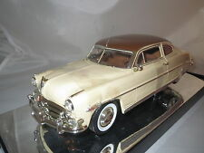 "Highway 61  (50129)  Hudson  Hornet  Club Coupe ""1952""  (beige/braun) 1:18  OVP"