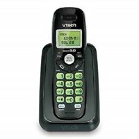 VTECH CS6114-11 DECT6.0 Cordless Phone with Caller ID/Call Waiting - Black