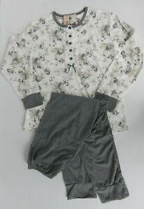 Damen Pyjama Set Nachtwäsche Gra 2090 Pijama Nachtwäsche Nachtanzug Schlafwäsche
