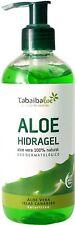 ALOE VERA HIDRAGEL gel hidratante protector Tabaiba Islas Canarias 300ML