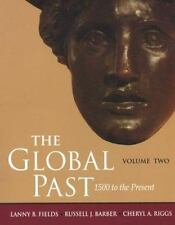 Global History Vol. 2 by Cheryl A. Riggs, Lanny B. Fields and Russell J....