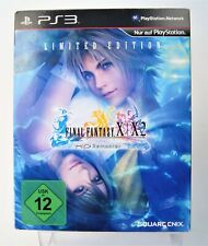 PS3 - Final Fantasy X/X-2 HD Remaster - Limited Edition - PlayStation 3 (OVP)
