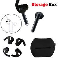 2 Pairs Ear Plugs Silicone +Storage Box for Huawei Freebuds3 Bluetooth Earphone
