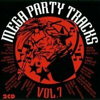 Mega Party Tracks 7 (2001) Fury in the Slaughterhouse, Abc, Yello, Edwi.. [2 CD]