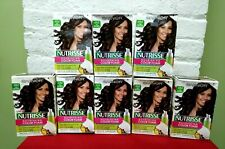 8pc Garnier Nutrisse Nourishing Color Foam 41M Iced Mahogany Dark Brown Hair Dye