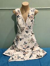 Forever New Dress. Size 8. Light Blue/Floral.