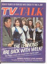 TV RADIO TALK  January 1973 (1/73) - Complete Issue