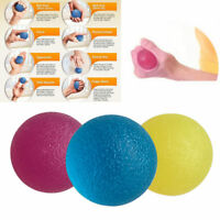 Sports Round Restore Strengthen Hand/Wrist/Finger Therapy Exerciser Grip Ball