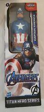 Marvel Titan Hero Series Captain America 12-inch Action Figure