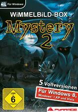 Wimmelbild-Box Mystery 2 (PC, 2012, DVD-Box)