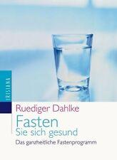 TB Fasten Sie sich gesund von Ruediger Dahlke