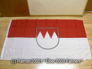 Fahne Flagge Franken Neu - 90 x 150 cm