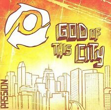 God of This City 2012 by Passion Ex-library - Disc Only No Case