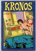 BD MENSUEL KRONOS N°8  1974